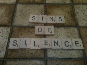 sin of silence